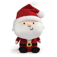 Jolly Santa Plush