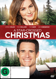 A Star Crossed Christmas on DVD