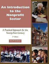 Introduction to the Nonprofit Sector by Gary M Grobman