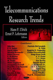 Telecommunications Research Trends image