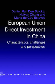European Union Direct Investment in China image
