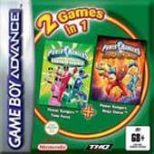 Power Rangers: Ninja Storm + Wild Force Double Pack for Game Boy Advance
