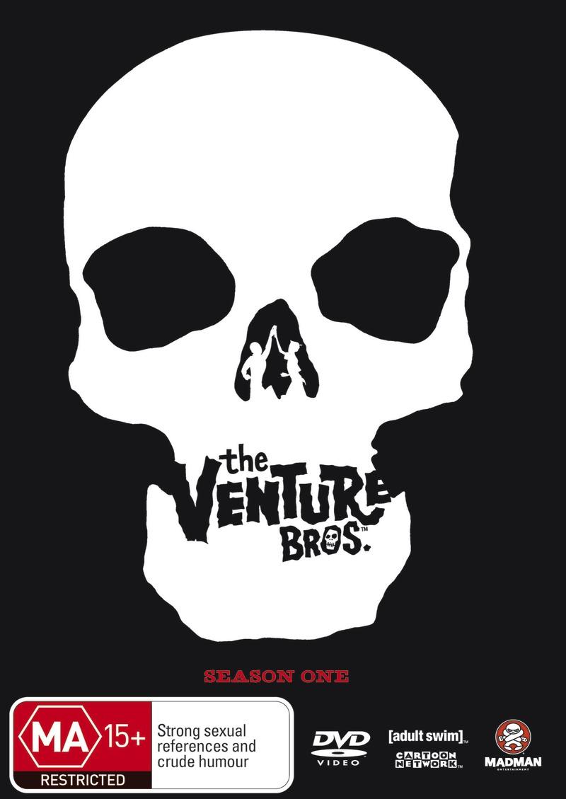 The Venture Bros. - Season 1 on DVD image