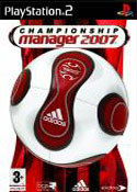 Championship Manager 2007 for PlayStation 2