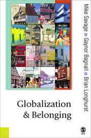 Globalization and Belonging by Michael Savage