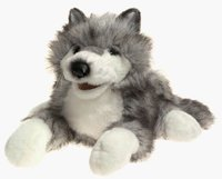 Folkmanis Hand Puppet - Timber Wolf