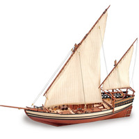 Artesania Latina Sultan Arab Dhow 1:85 Wooden Model Kit
