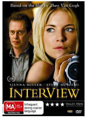 Interview (Steve Buscemi) on DVD