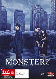 Monsterz on DVD