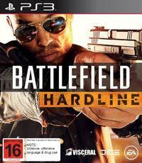 Battlefield Hardline for PS3