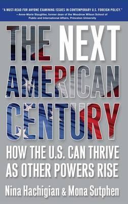 The Next American Century by Nina Hachigian image