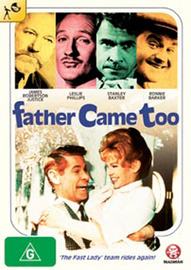 Father Came Too on DVD