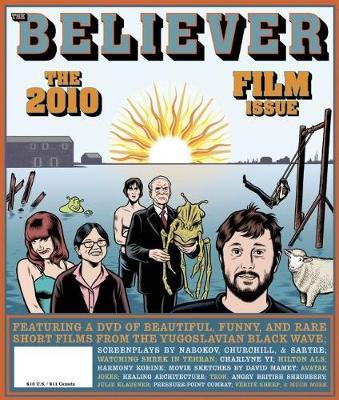 The Believer, Issue 70 by Editors of the Believer image
