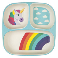 Sunnylife Eco Kids Plate - Wonderland