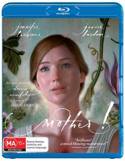 Mother! on Blu-ray image