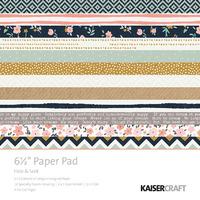 """Kaisercraft: 6.5"""" Paper Pack - Hide & Seek"""