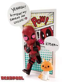 Marvel: Deadpool 4th Wall - Mini Egg Attack Figure