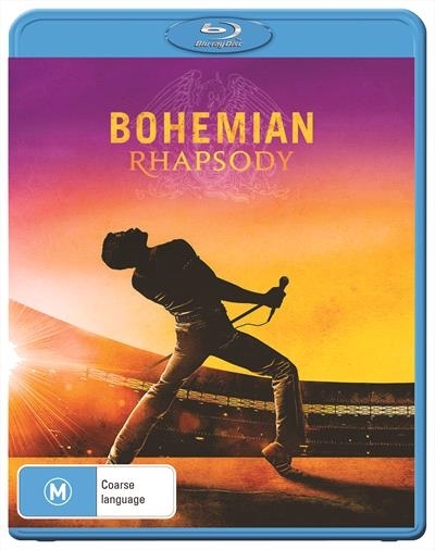 Bohemian Rhapsody on Blu-ray image