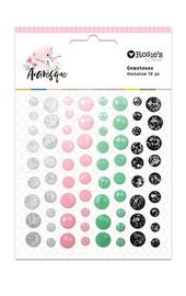Rosie's Studio: Embellishment Pack - Arabesque (Gemstones)