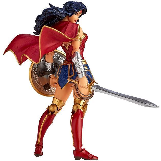 DC Comics: Amazing Yamaguchi Wonder Woman - Action Figure