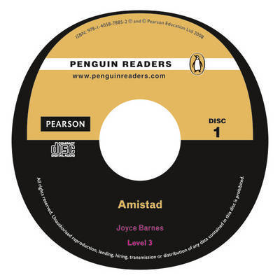 """Amistad"": Level 3, RLA by Joyce Annette Barnes"