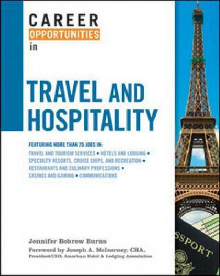 Career Opportunities in Travel and Hospitality image