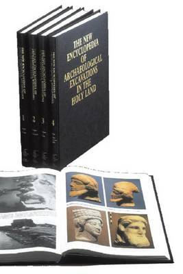The Encyclopedia of Archaeological Excavations (4 Vols)