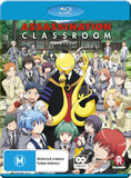 Assassination Classroom - Part 1 on Blu-ray