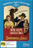 Sorrowful Jones DVD