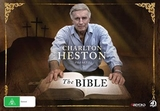 Charlton Heston Presents The Bible Collector's Set on DVD
