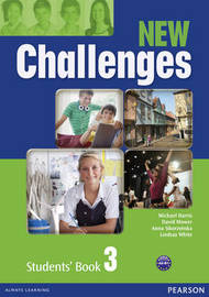 New Challenges 3 Students' Book by David Mower