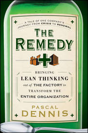 The Remedy by Pascal Dennis