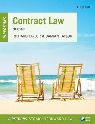 Contract Law Directions by Richard Taylor image