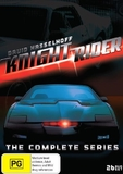 Knight Rider - Complete Collection on DVD