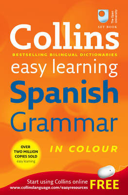 Collins Easy Learning Spanish Grammar image