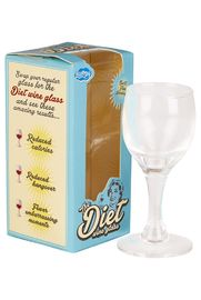 Diet Wine Glass