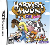 Harvest Moon DS Cute for Nintendo DS