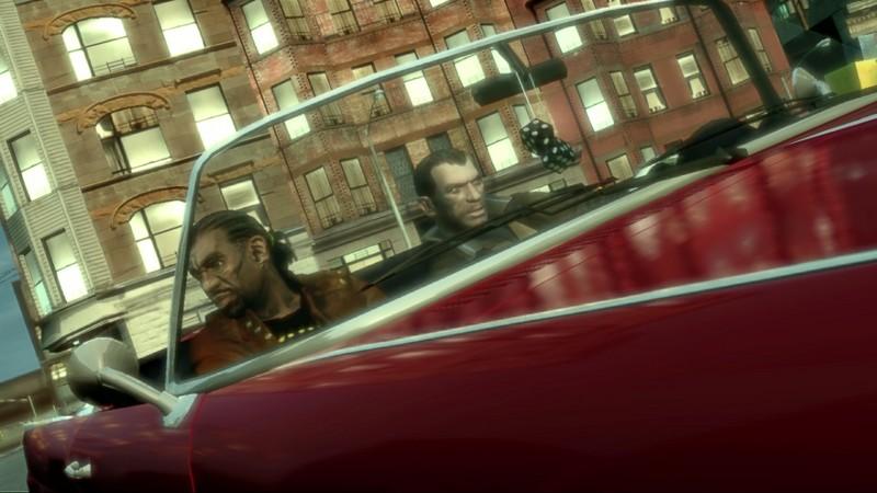 Grand Theft Auto IV (Platinum) for PS3 image