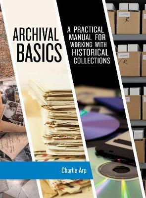 Archival Basics by Charlie Arp image