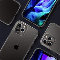 """Spigen Liquid Crystal iPhone 12 Pro Max Case (6.7"""") - Clear"""