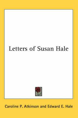 Letters of Susan Hale image