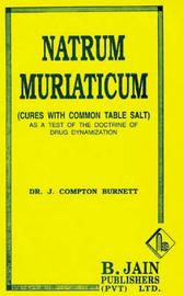Natrium Muriaticum by J.C-. Burnett image