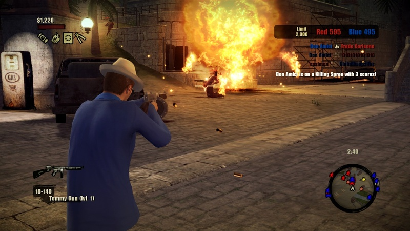 The Godfather II for X360 image