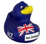 NZ Blue Vinyl Ducks