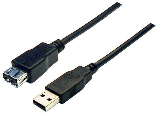 3m Digitus USB 2.0 Extension Cable