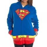Supergirl Hoodie (Large)
