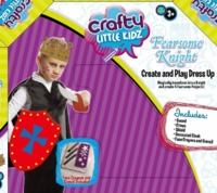 Crafty Kidz Dress Up Set Knight
