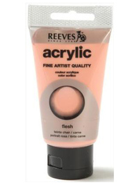 75ml Reeves Fine Acrylic - Flesh