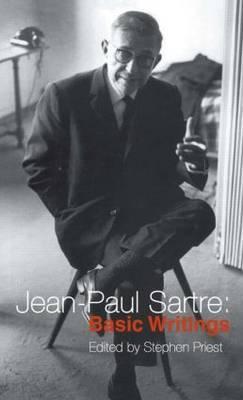 Jean-Paul Sartre: Basic Writings by Jean Paul Sartre image