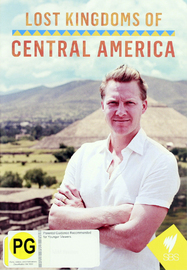 Lost Kingdoms Of Central America on DVD